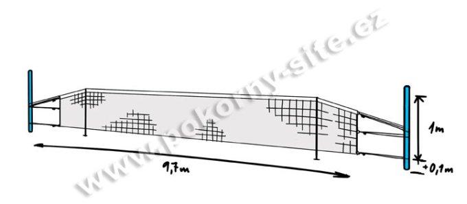 pokorn netze netzproduktion sportnetze fussballtennis. Black Bedroom Furniture Sets. Home Design Ideas